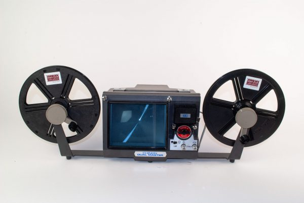 Chinon Dual Master Viewer (alle 8mm films)