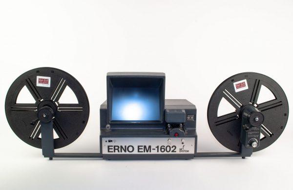 Erno EM-1602 NF system (super8 motor viewer)
