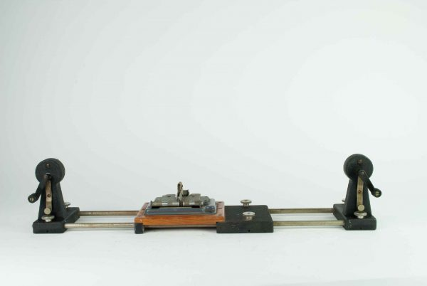 HKS Rewinder 120m and splicer Marguet