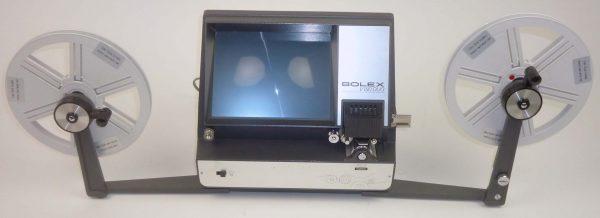 Bolex V180 DUO (Alle typen 8mm film)