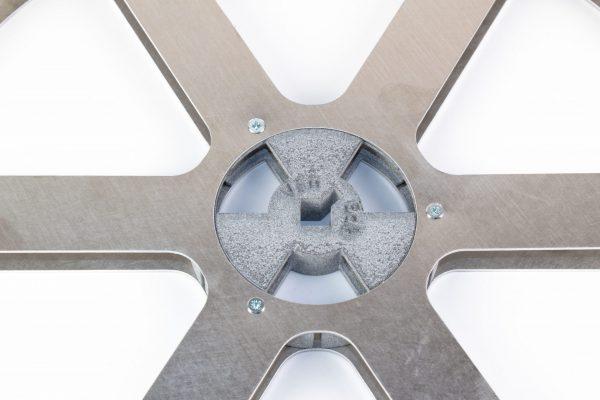 Filmspoel 9,5mm - 240m - met 16mm kern (voor filmscanners)