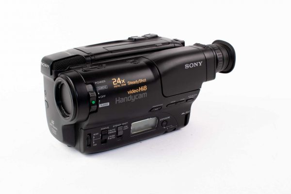 Sony CCD-TRV-750E (hi8)