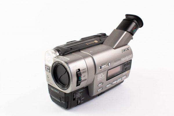 Sony CCD-TR950E (hi8)