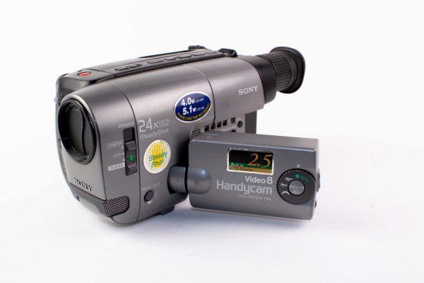 Sony CCD-TRV21E (video8)