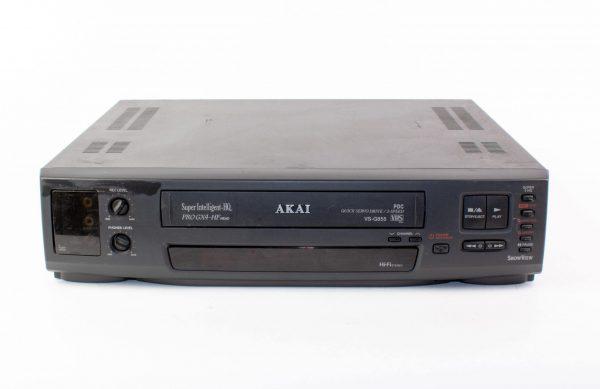 Akai VS-G855 (VHS)