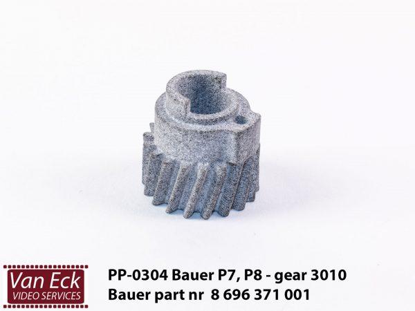 Bauer P7, P8 - gear 3010 Bauer part nr 8 696 371 001