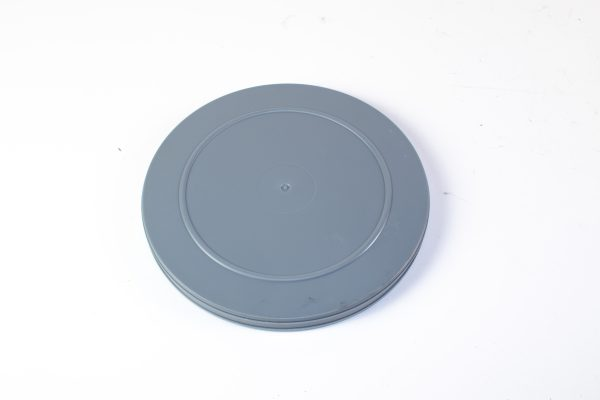 8mm 120m / 400 ft - archief geventileerde plastic bewaardozen (voor super8 / regular8 films)