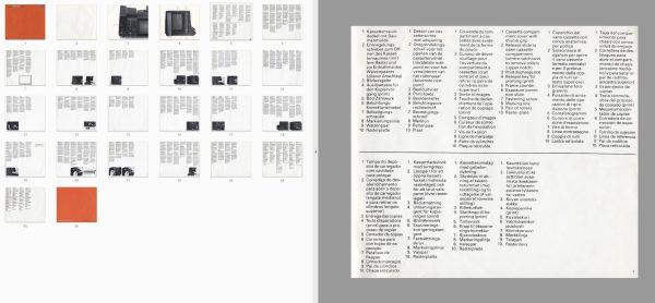 Agfa Family Print Gebruikshandleiding, Talen: Duits Engels Frans Spaans Italiaans Nederlands Deens Zweeds Fins Noors preview
